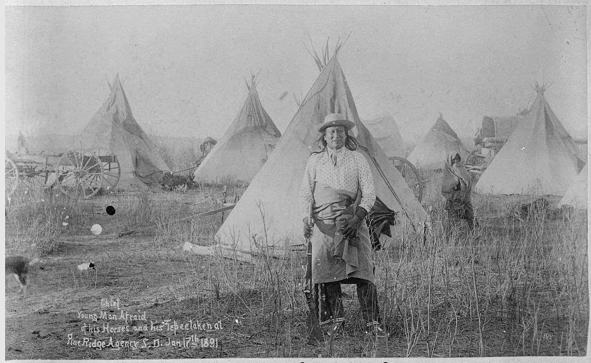 Indios americanos: El pueblo Lakota